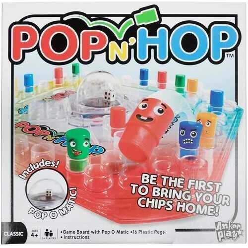 Case of [6] Anker Play Pop N' Hop Board Game