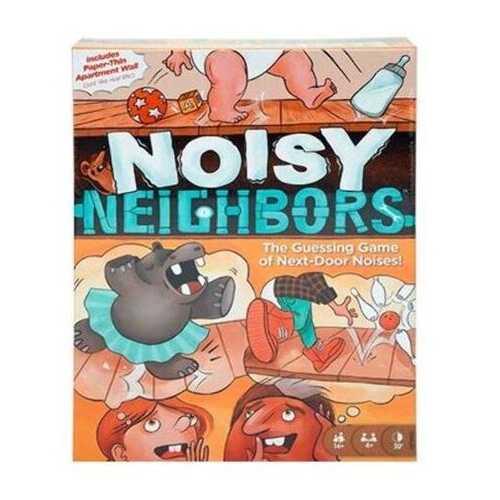Case of [40] Mattel Noisy Neighbors Game