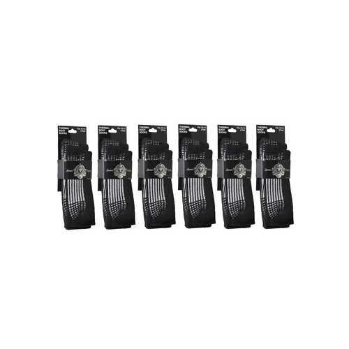 Case of [120] Heavy Thermal Socks - 2 Pack, Black