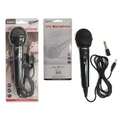 Case of [96] Microphone with 6.3mm Plug - Black