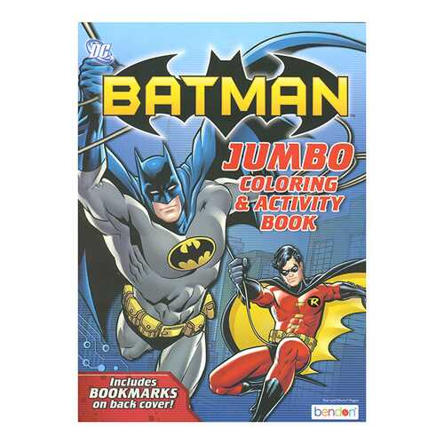 Case of [36] Batman Coloring Book