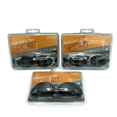 Case of [12] Sport Swim Goggles