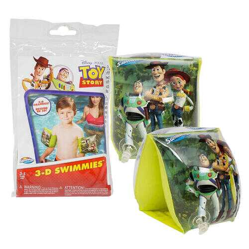 Case of [12] 2 Piece Toy Story 3D Arm Floaties