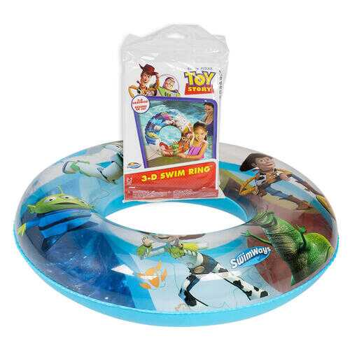 Case of [12] Pixar's Toy Story 4 3D Swim Ring