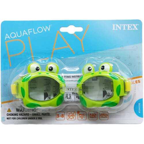 Case of [12] Aquaflow Play Kids Swim Goggles - Assorted