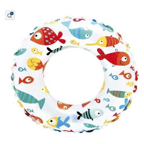 "Case of [100] Intex 20"" Kids Swim Ring"