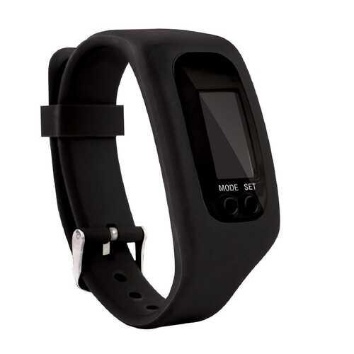 Case of [24] Vivitar Action Tracker Watch - Black