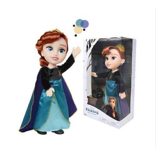 Case of [12] Frozen 2 Queen Anna Doll