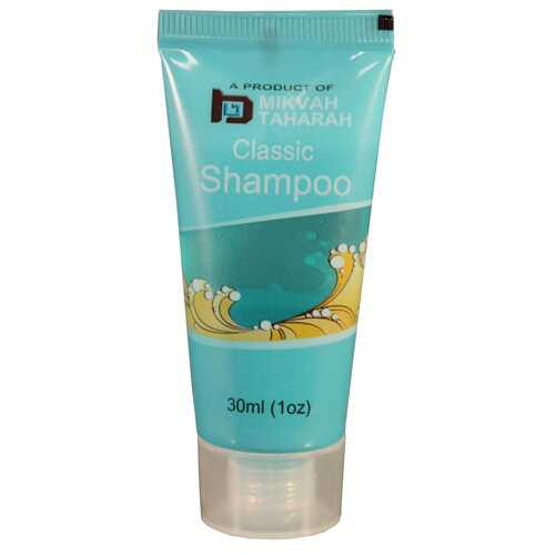 Case of [100] Classic Shampoo - 1 oz