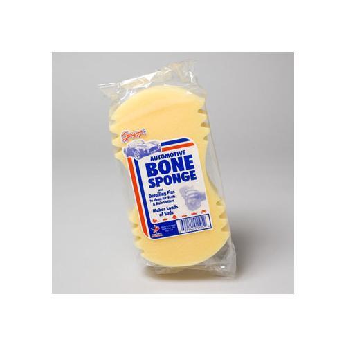 Case of [108] Bone shaped auto sponge