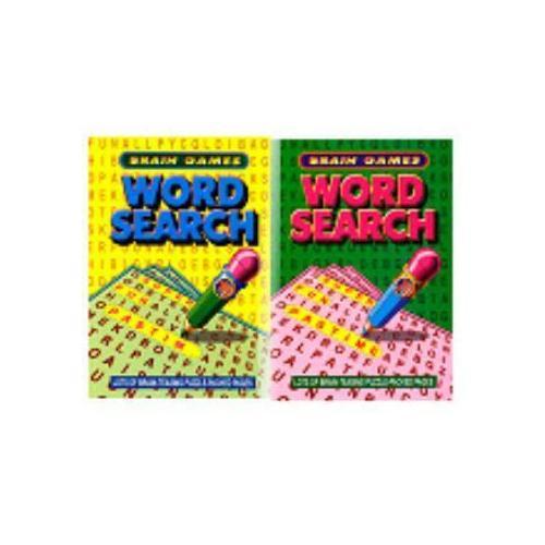 Case of [48] Brain Games Wordsearch