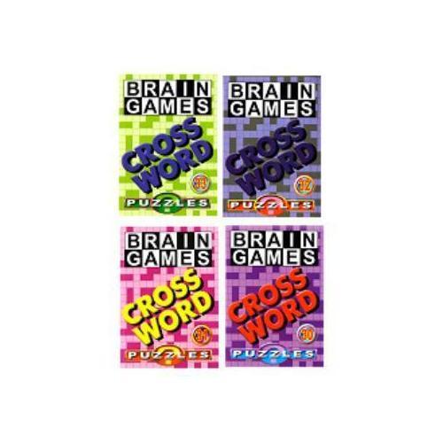 Case of [48] Brain Games Crossword