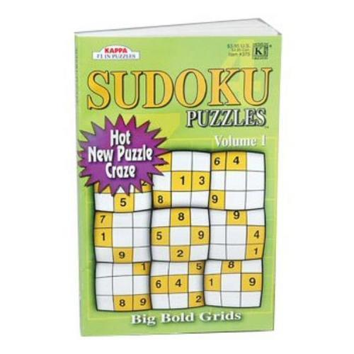Case of [144] Sudoku Puzzle Book