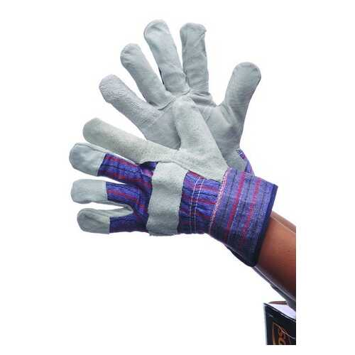 Case of [120] Leather Patch Palm Gloves