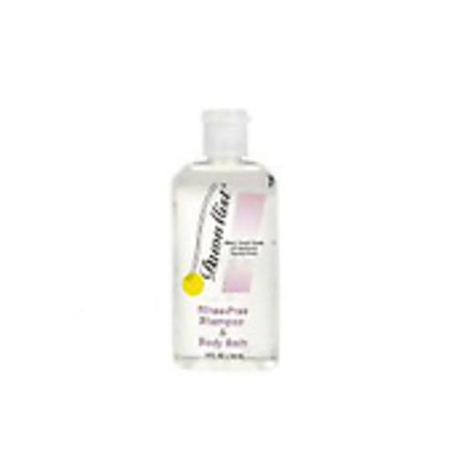 Case of [96] DawnMist Rinse-free Shampoo & Body Bath - 4 oz