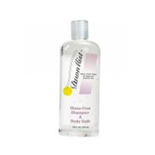 Case of [12] DawnMist Rinse Free Shampoo & Body Bath - 16 oz