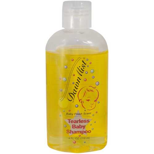 Case of [96] Tearless Baby Shampoo (4 oz.)