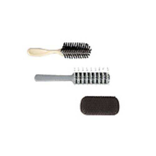 Case of [288] Hairbrush, Block Style, Black