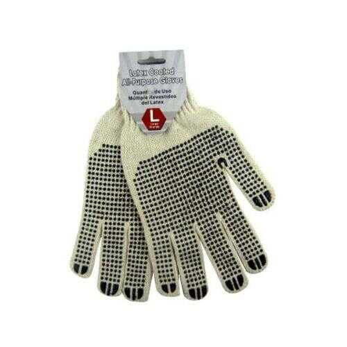 Case of [120] Dotted Work Gloves