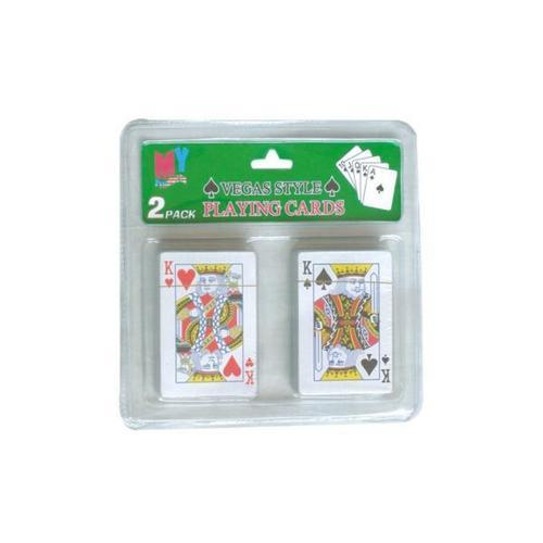Case of [72] Playing Cards 2 Pack