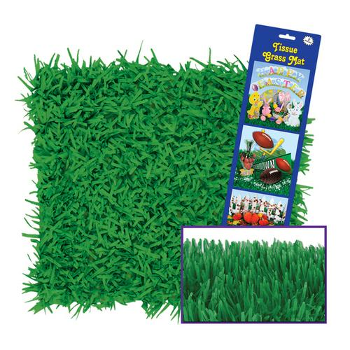 Case of [12] Packaged Tissue Grass Mats