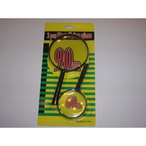 Case of [120] Magnifying Glass - 2 Pack