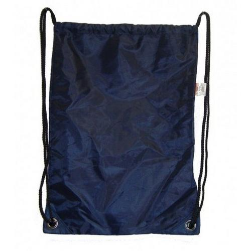 "Case of [100] 19"" Basic Navy Drawstring Backpack"