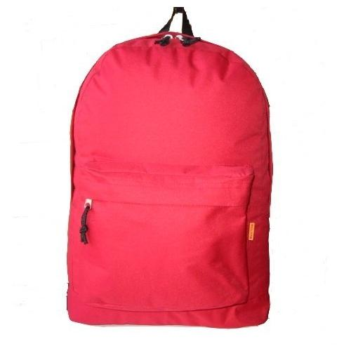 "Case of [36] 18"" Basic Backpack - Red"
