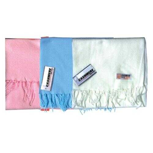 Case of [120] Cashmere-Feel Scarves - Solid Colors