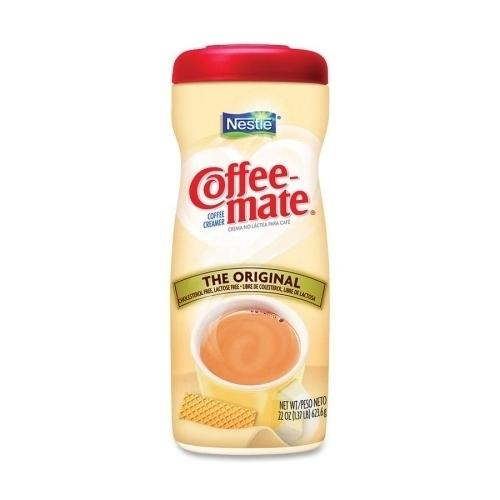 Case of [4] Nestle' USA Powdered Creamer, Original, 22 oz, 1/BX