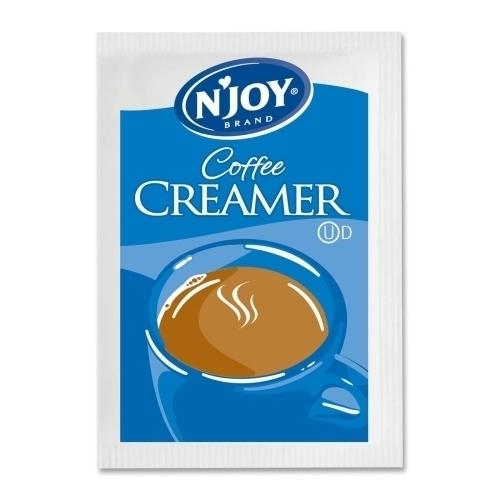 Case of [1] Sugar Foods Corp Nondairy Creamer, 2 Grams, 1000/BX