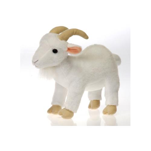 """Case of [18] 9"""" Standing Goat Plush Toy"""