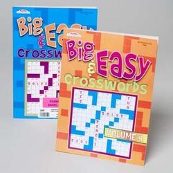 Case of [120] Big & Easy Crosswords Book
