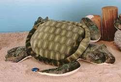 "Case of [24] 14"" Sea Turtle Plush Toy"