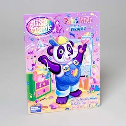 Case of [48] Lisa Frank Paint With Water Book