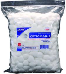 Case of [2] Dukal Cotton Balls - 1000 Count, Large