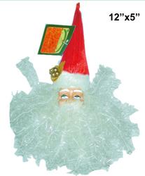 "Case of [60] Santa - Decoration - 12"" x 5"""