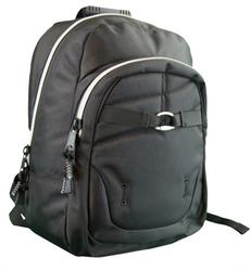Category: Dropship Travel & Bags, SKU #1866730, Title: Case of [6] Manhattan Backpacks - Black, 19