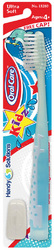 Case of [144] Oral Care Kids Soft Toothbrush with Cap