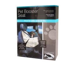 Category: Dropship Pet Supplies, SKU #1881408, Title: Case of [12] Pet Booster Seat