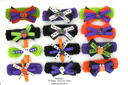 Case of [48] Halloween Boo Bands