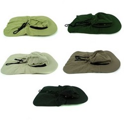 Category: Dropship Apparel, SKU #1895299, Title: Case of [144] Boonies Hats with Rear Flaps