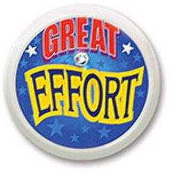Case of [18] Great Effort Blinking Button