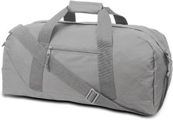 Case of [12] Large Square Duffel [Grey]
