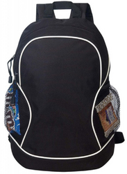 "Case of [24] 11"" Classic Poly Backpack - Black"