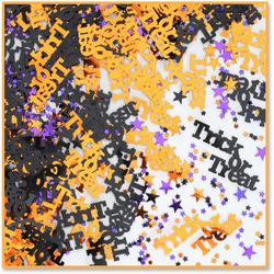 Case of [12] Trick Or Treat Confetti