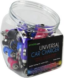 Case of [70] Ennotek USB Car Charger Display Box