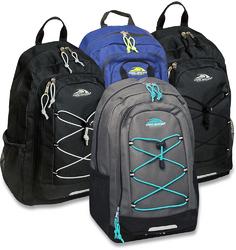 """Case of [24] 19"""" Optimum Bungee Backpack"""