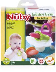 Case of [24] Nuby? Fruitsicles Tray