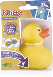 Case of [72] Nuby? Hot Safe Bath Duck with Heat Sensor